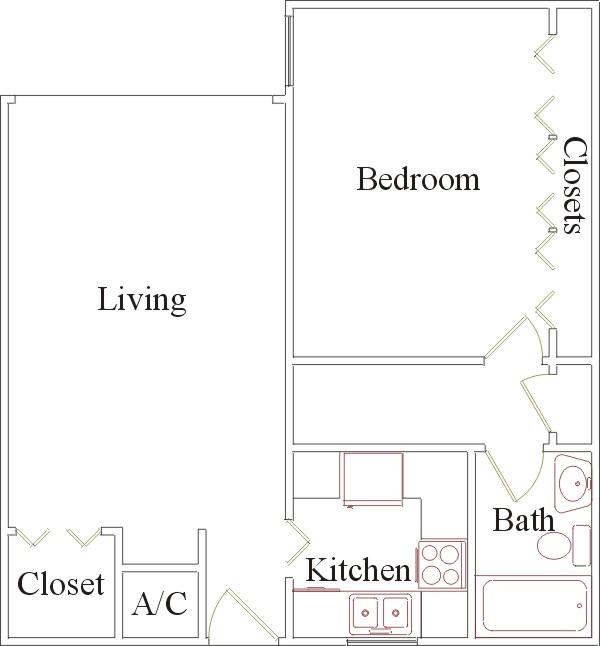 River Road Apartments